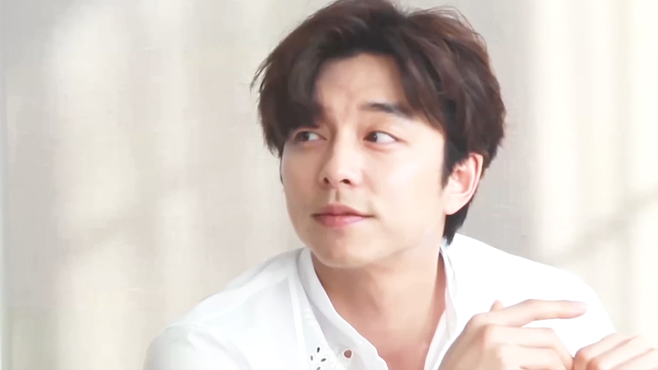 ★ Star Report ★ Gong Yoo (공유)