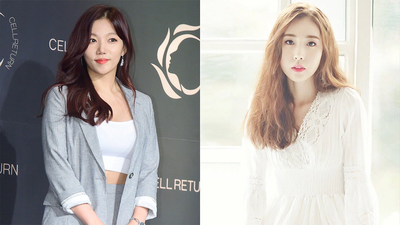 LEE CHAE-YOUNG (이채영) AND KAN MI-YOUN (간미연) CAST IN A NEW FILM
