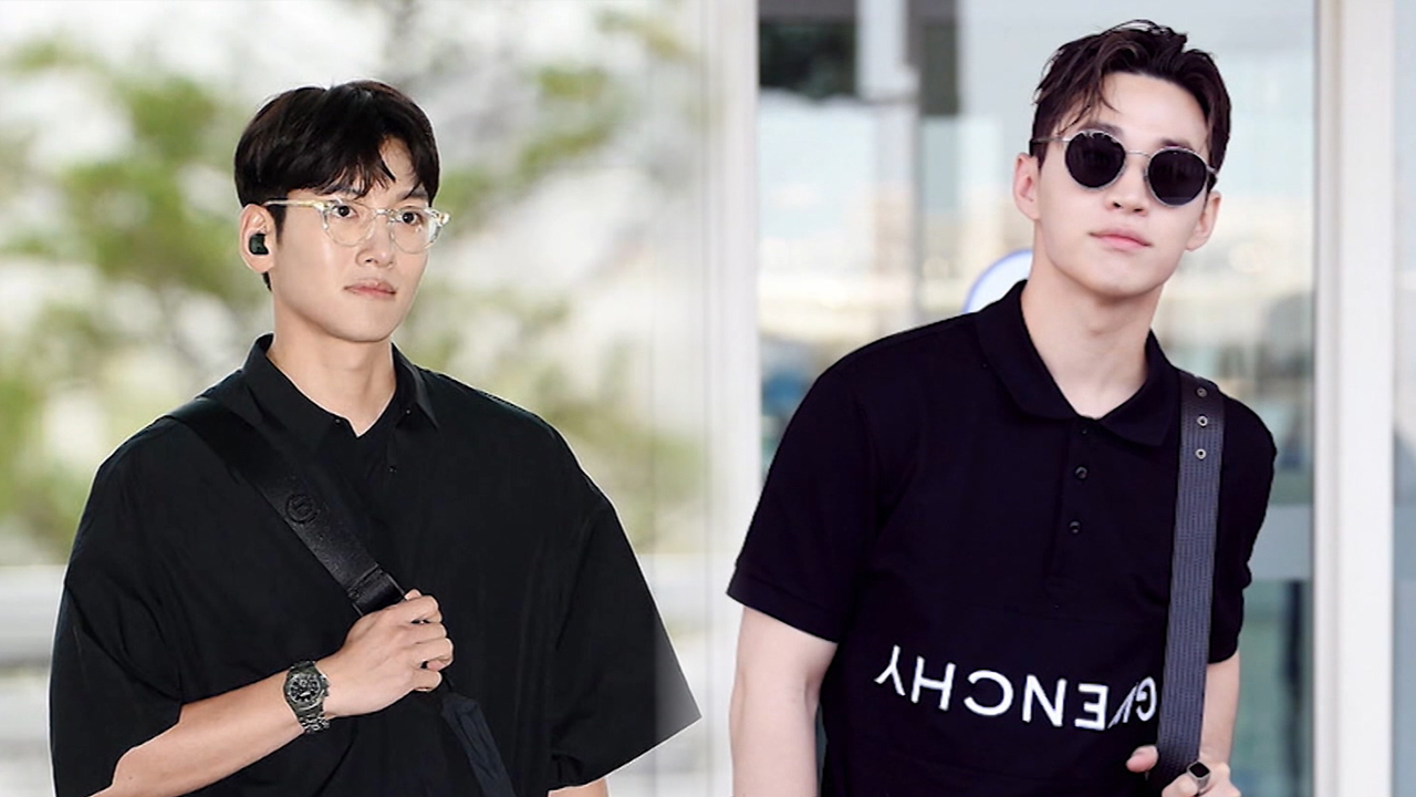 ★ FASHION WEEKLY ★ Celebrities with All Black Outfits (스타들의 올블랙 패션)
