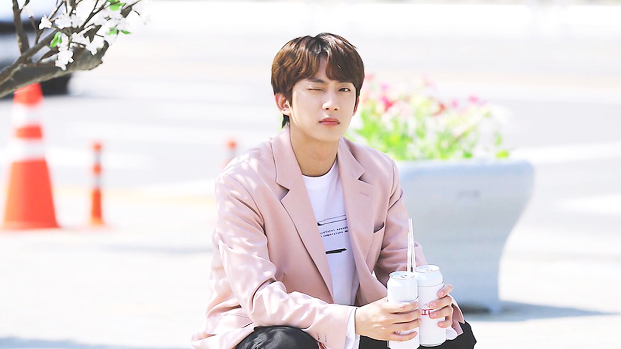 B1A4'S GONG-CHAN (B1A4, 공찬) CAST IN A NEW WEB DRAMA