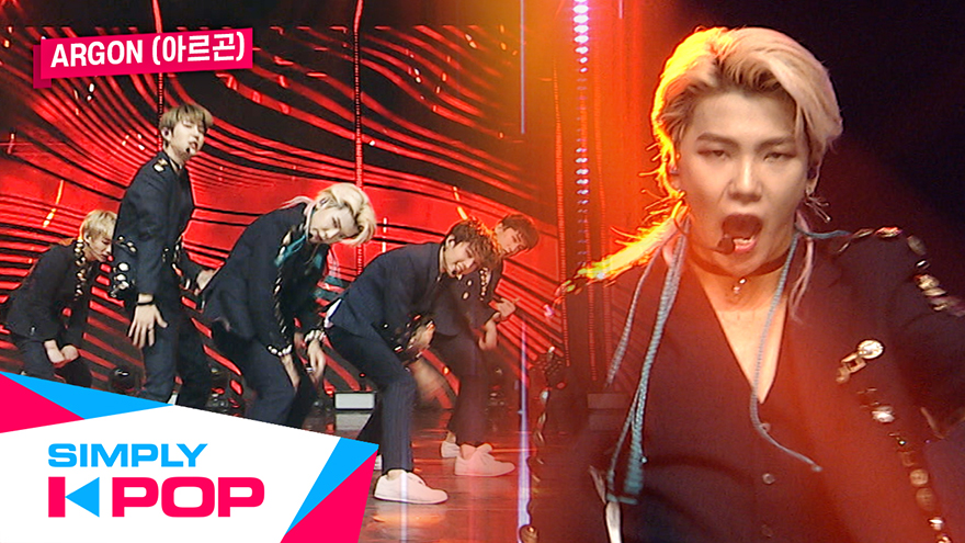 [Simply K-Pop] ARGON(아르곤) Give Me Dat