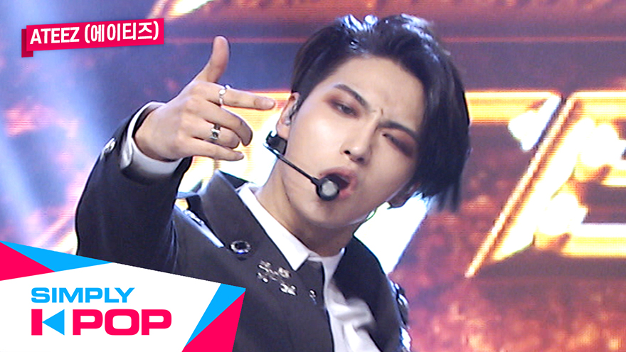 [Simply K-Pop] ATEEZ(에이티즈) WONDERLAND
