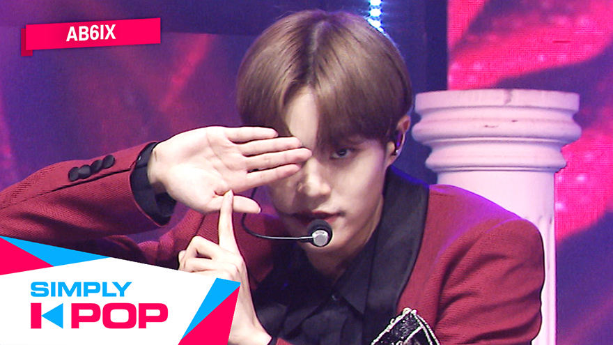 [Simply K-Pop] AB6IX(에이비식스) BLIND FOR LOVE