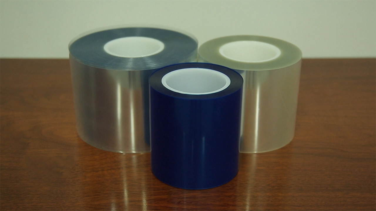 JPNC , producing silicone coated films which can be used for a variety
