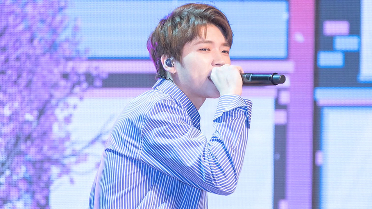 INFINITE (인피니트)'S NAM WOO-HYUN (남우현)'S SOLO FAN MEET IS A SUCCESS!