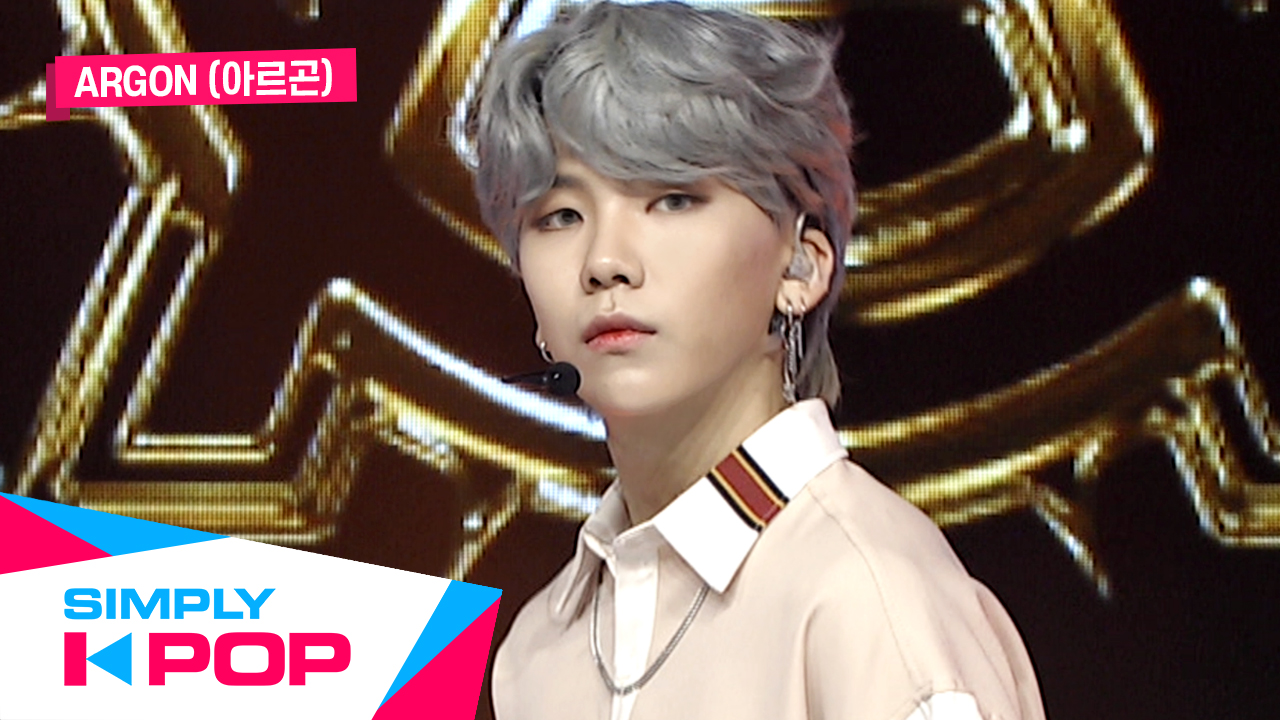 [Simply K-Pop] ARGON(아르곤) _ Stranger