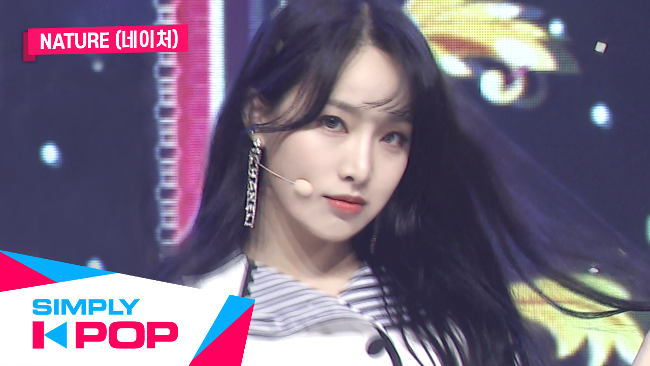 [Simply K-Pop] NATURE(네이처) _ OOPSIE (My Bad)
