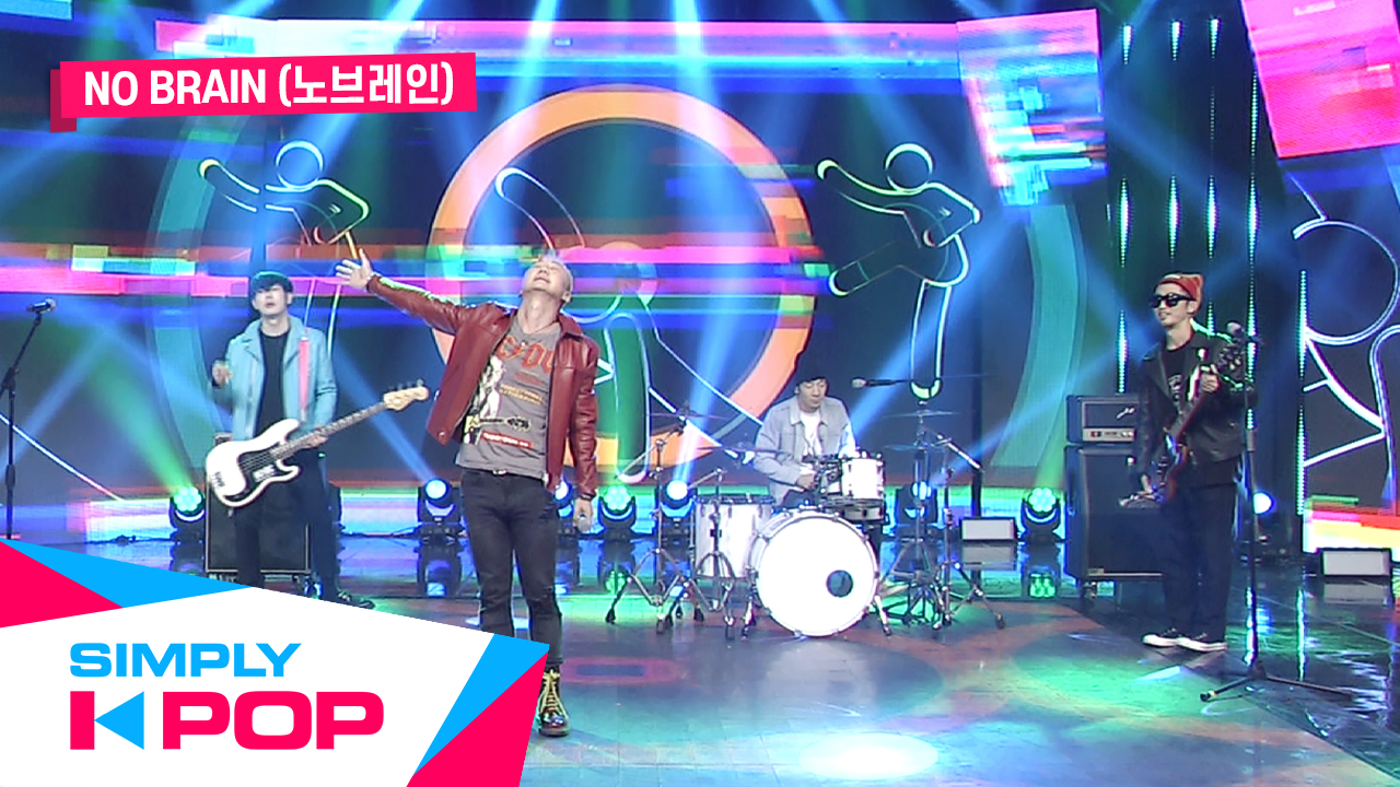 [Simply K-Pop] No Brain(노브레인) _ Let's Roll(같이 가보자)