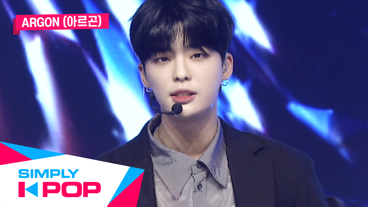 [Simply K-Pop] ARGON(아르곤) Stranger