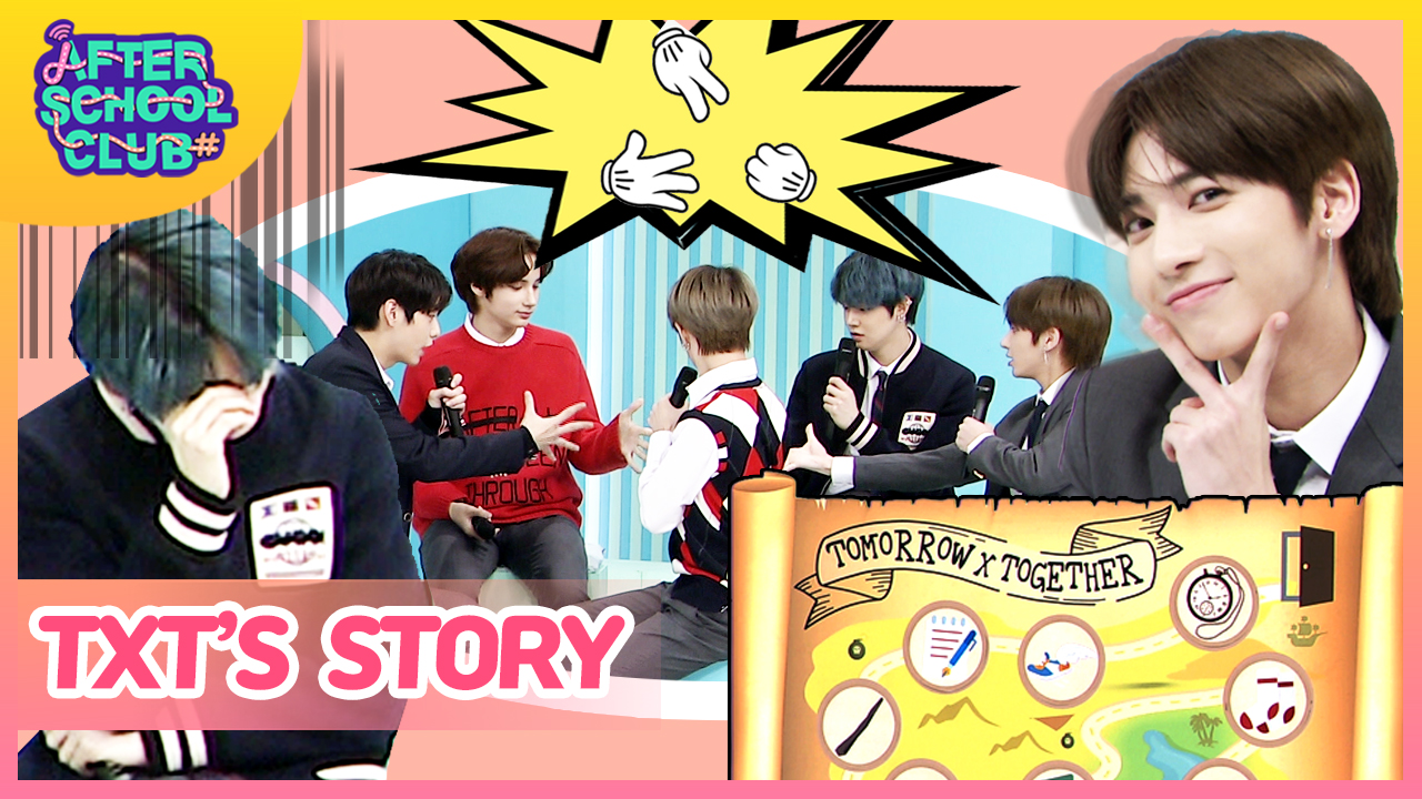 TOMORROW X TOGETHER(투모로우바이투게더)'s STORY Ep.394