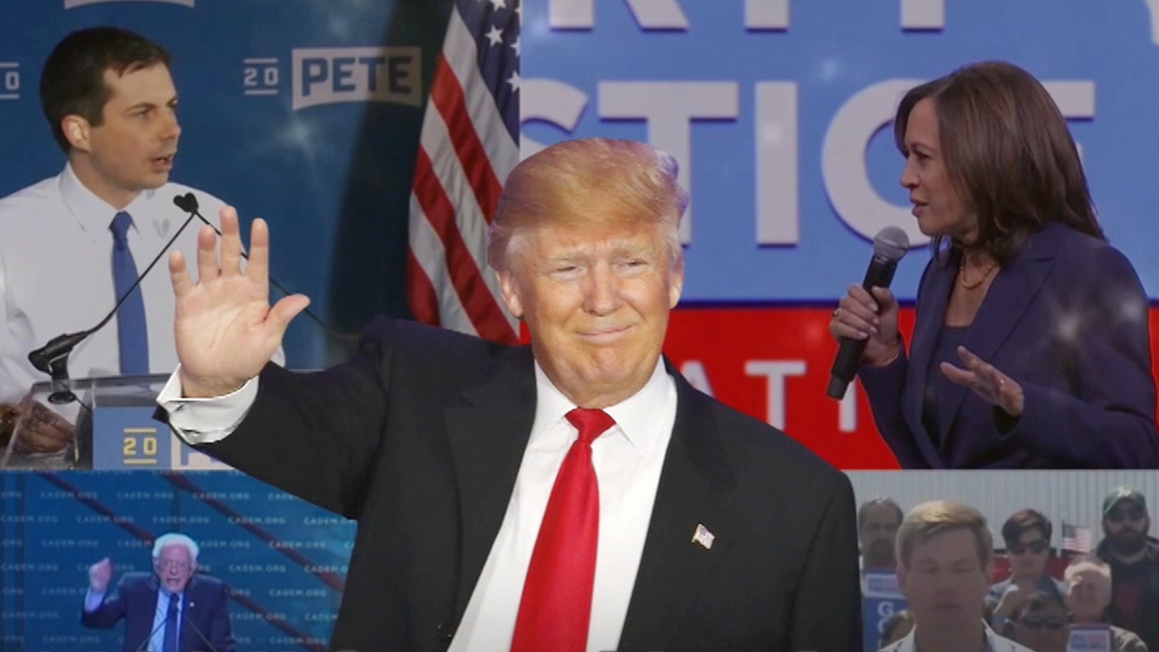 CHAPTER1 : 2020 U.S. presidential elections & major polls