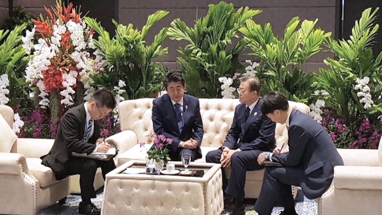 Ep.75 Tokyo's reluctance for talks with Seoul could lead to GSOMIA termination