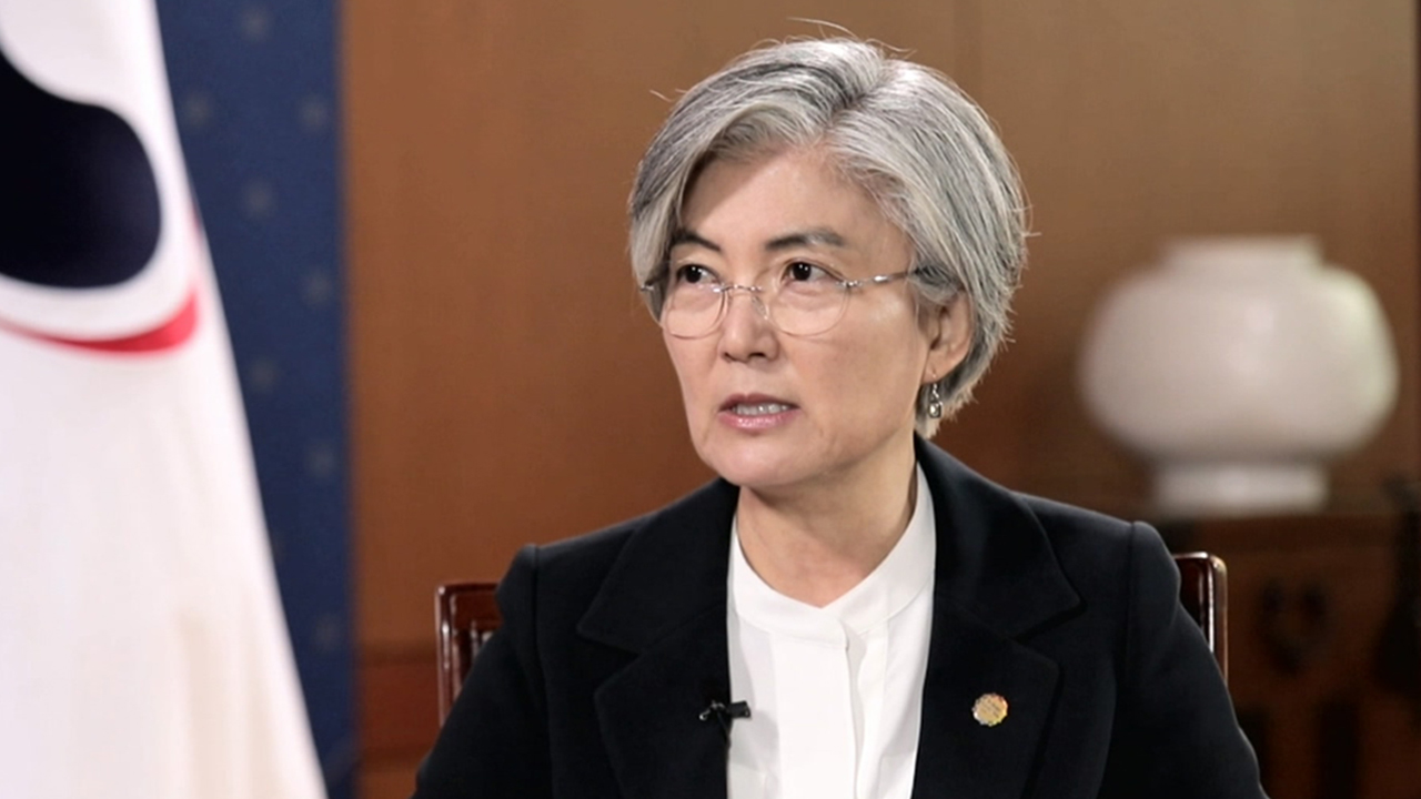 [Special]  Chat with Foreign Minister Kang Kyung-wha on 2019 ASEAN-Republic of KOREA Commemorative Summit