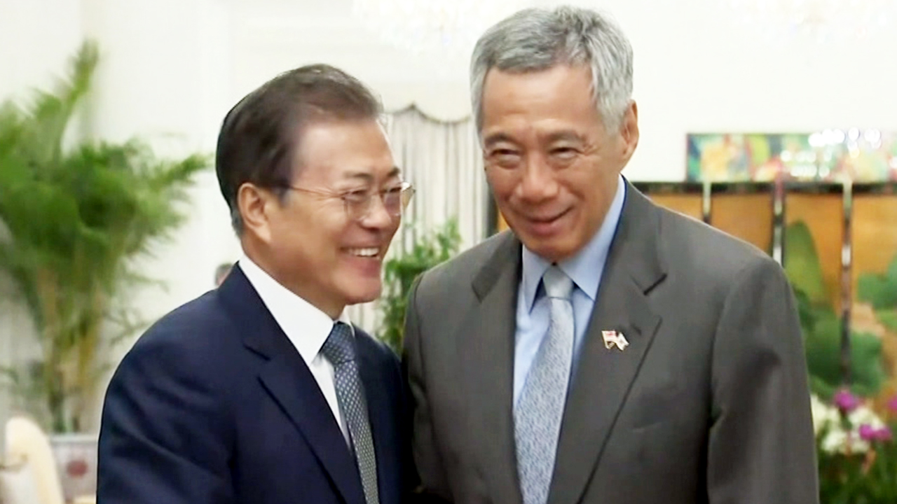 Ep.34 Peace and Prosperity of the Korean Peninsula, and ASEAN