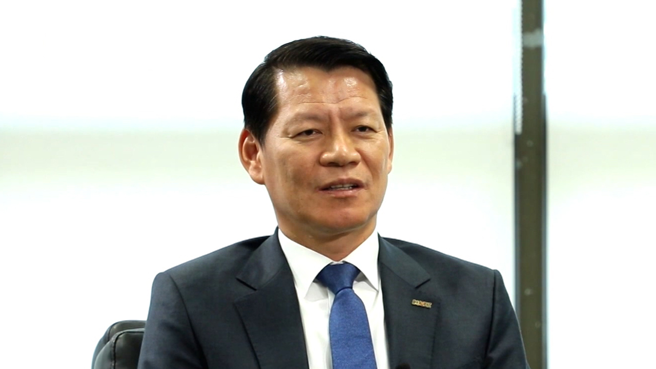 KIM Jong-kil, Vice Chairman, Innovation Business Association