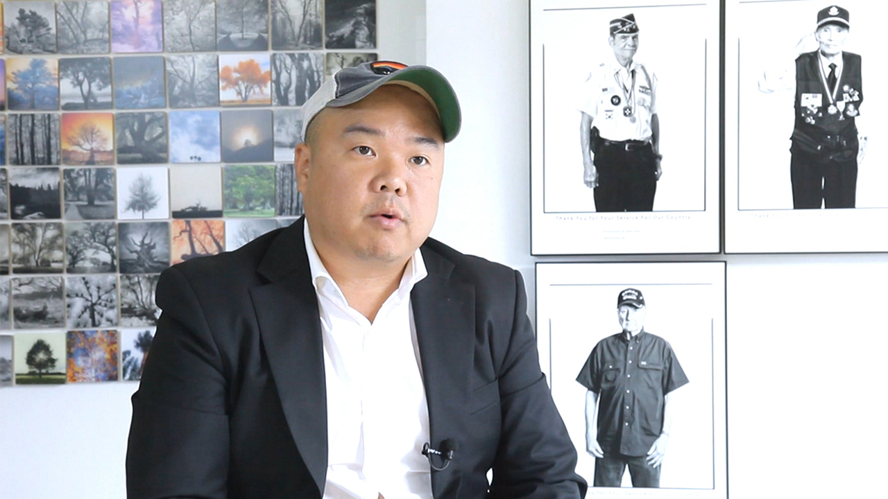 Ep.323 Photographer Rami HYUN documents Korean War veterans in photos