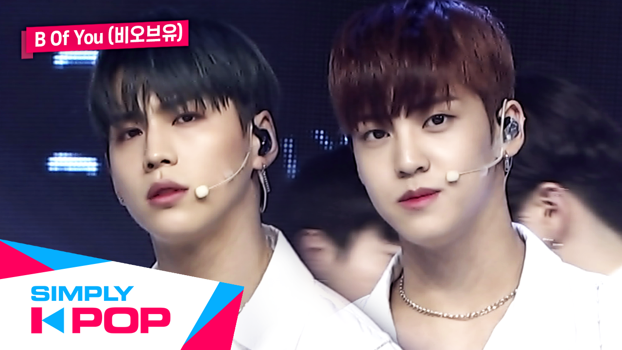 [Simply K-Pop] Simply's Spotlight B Of You(비오브유) _ Clockwise(시계바늘) + My Angel