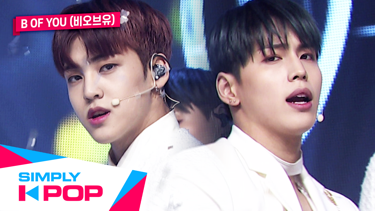 [Simply K-Pop] B Of You(비오브유) _ My Angel
