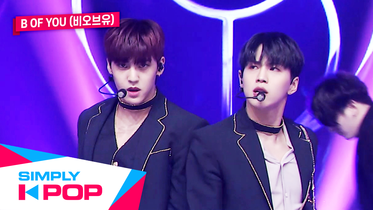[Simply K-Pop] B Of You(비오브유) - My Angel