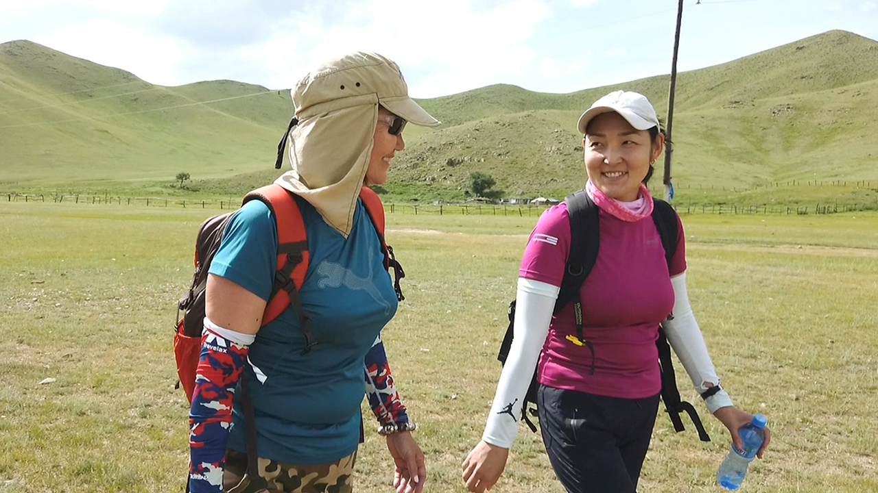 Ep.03 Olle Trail in Mongolia