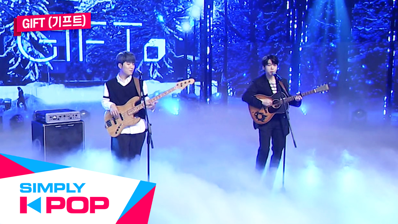 [Simply K-Pop] Simply's Spotlight GIFT(기프트) - Regret(내일의 나에게) + With Me(나와 함께)