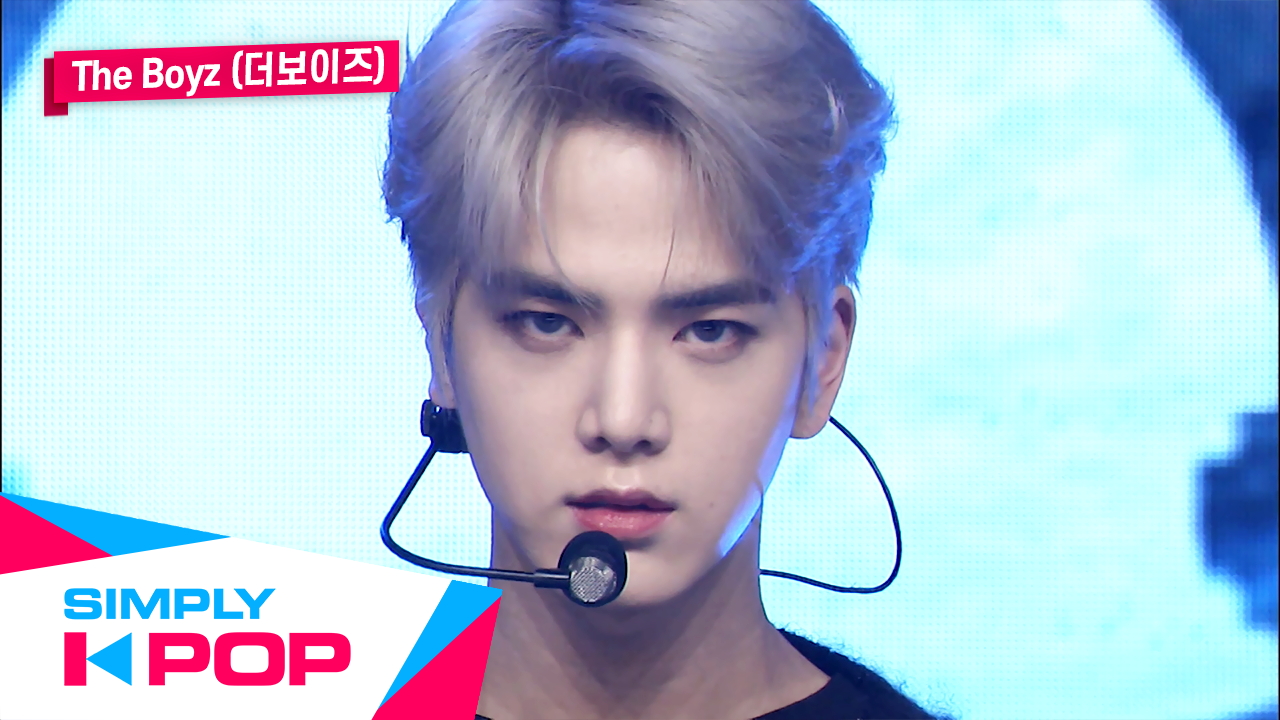 [Simply K-Pop] Simply's Spotlight THE BOYZ(더보이즈) - Salty + REVEAL