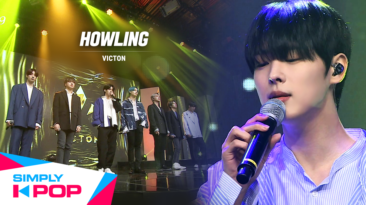 [Simply K-Pop] VICTON(빅톤) - Howling