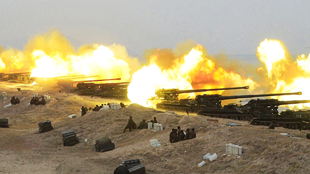 Ep.50 N. Korea fires projectiles in first test of the year