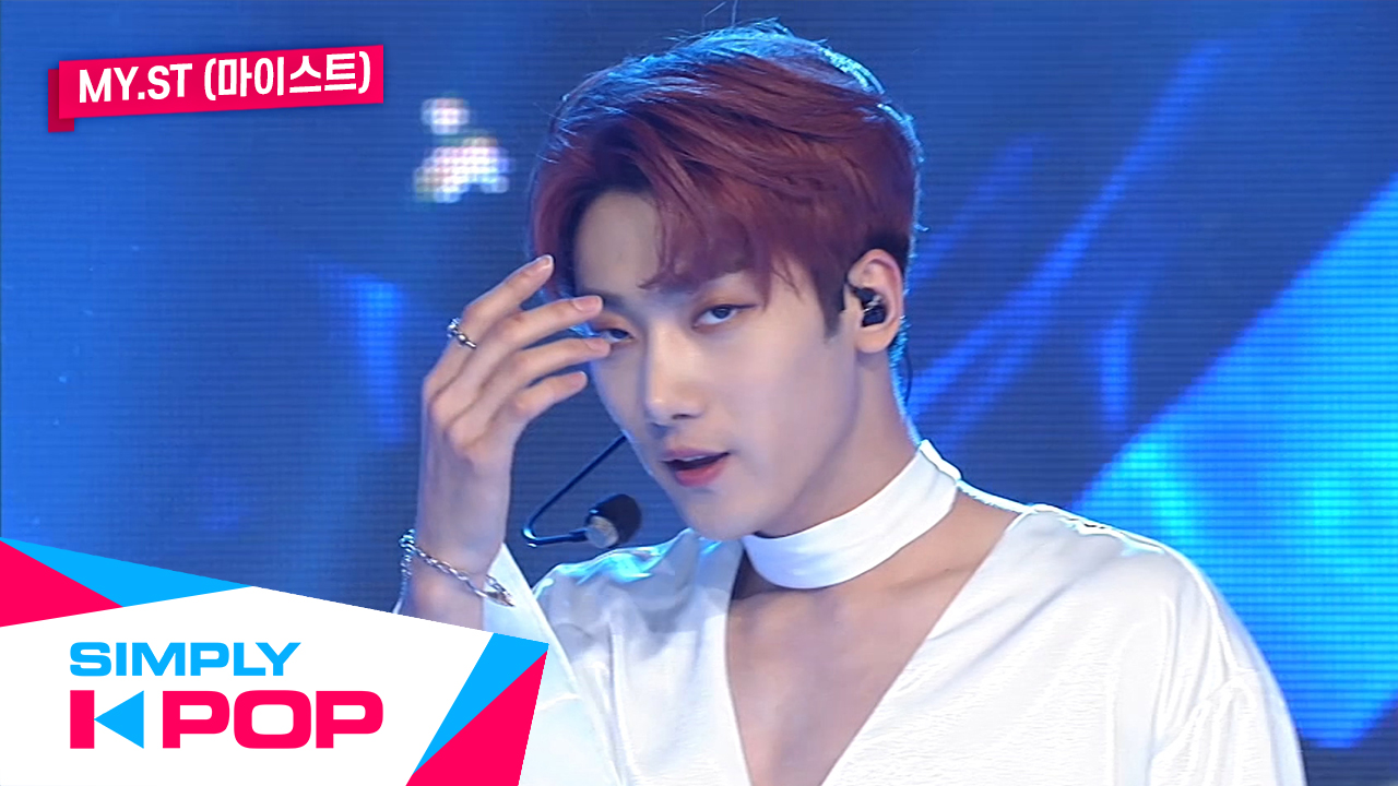 [Simply K-Pop] MY.st(마이스트) - 'Don't Know(몰라서 그래')'