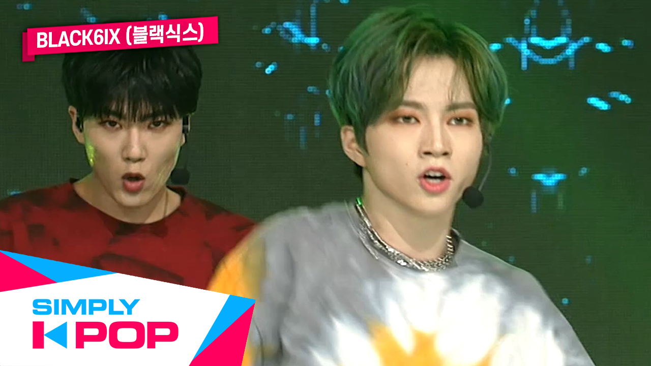 [Simply K-Pop] BLACK6IX(블랙식스) - 'CALL MY NAME'