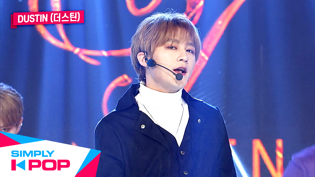 [Simply K-Pop] DUSTIN(더스틴) - BURN