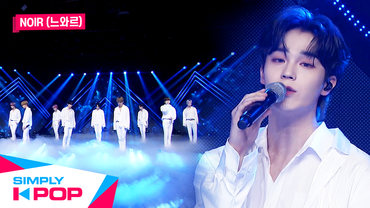 [Simply K-Pop] ❋Simply's Spotlight❋ NOIR(느와르) - Lucifer + Only Today(오늘만)