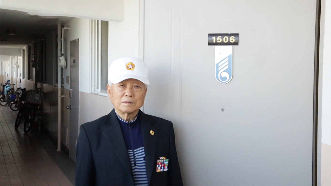 Ep.103 [Remembering the Fallen Heroes of the Korean War / Asia Campbell introducing Korean War veteran from Canada / 'Attaching nameplates on war veterans' houses]