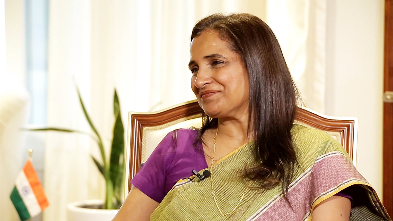 Ep.108 Ambassador of India to S. Korea, Sripriya RANGANATHAN