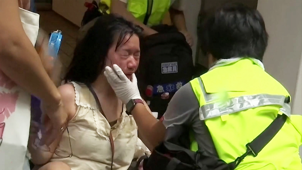 Ep.99 Beijing passes national security law for Hong Kong, the U.S.-China conflict intensifies