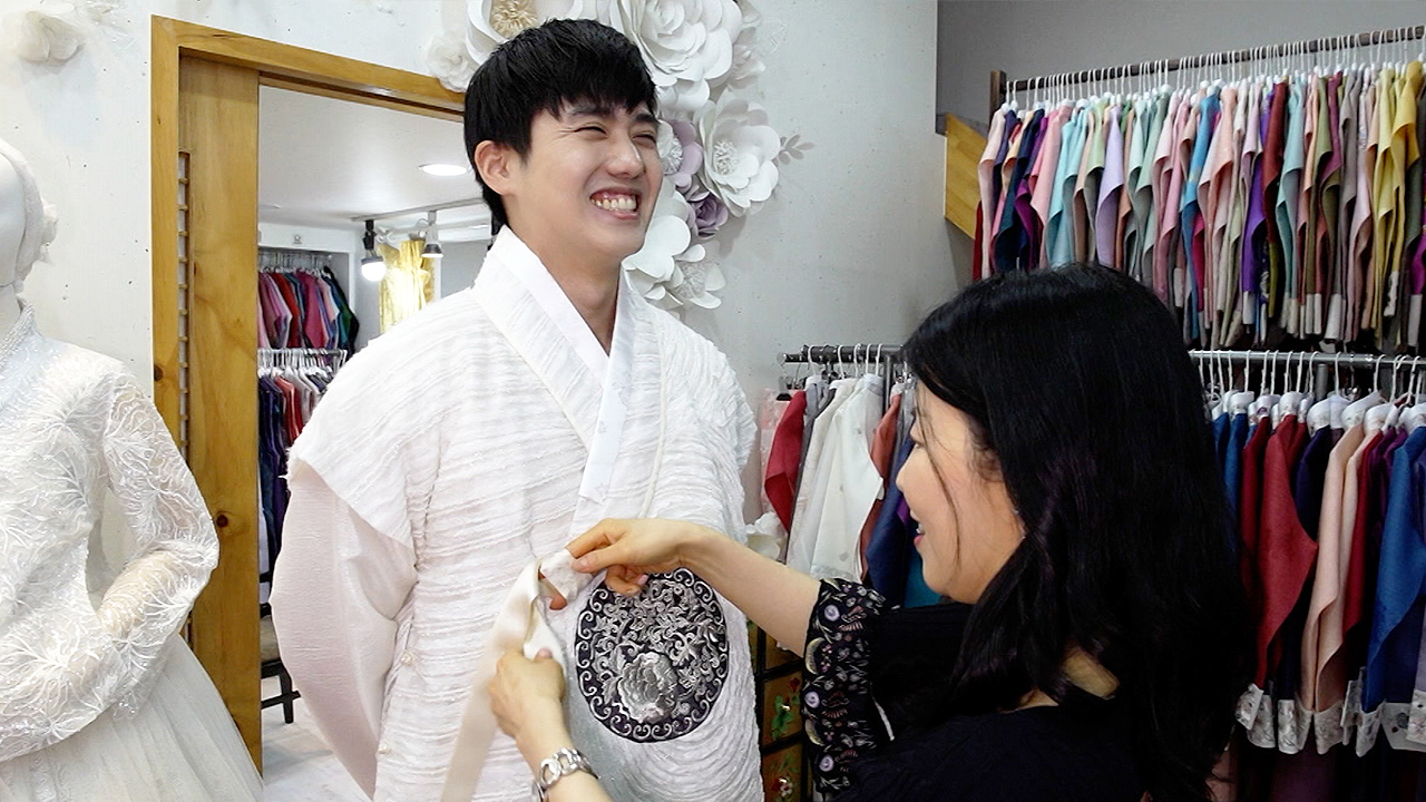 Ep.35 Wedding Tour in Gangnam (Season 2)