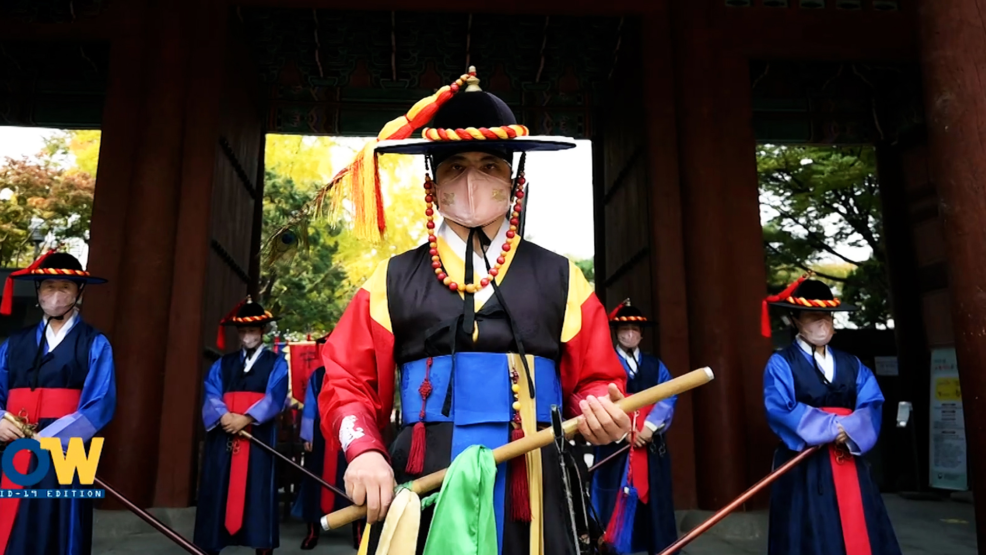 Ep.123 [ Food Choices for a Healthy Planet / National Library of Korea Marking the 75th Anniversary / Royal Guards' Changing Ceremony at Deoksugung Palace ]