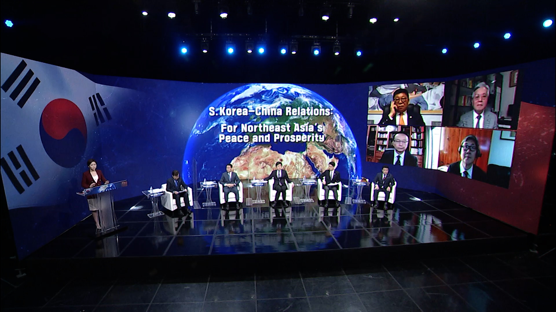 S.Korea-China Relations: For Northeast Asia's Peace and Prosperity
