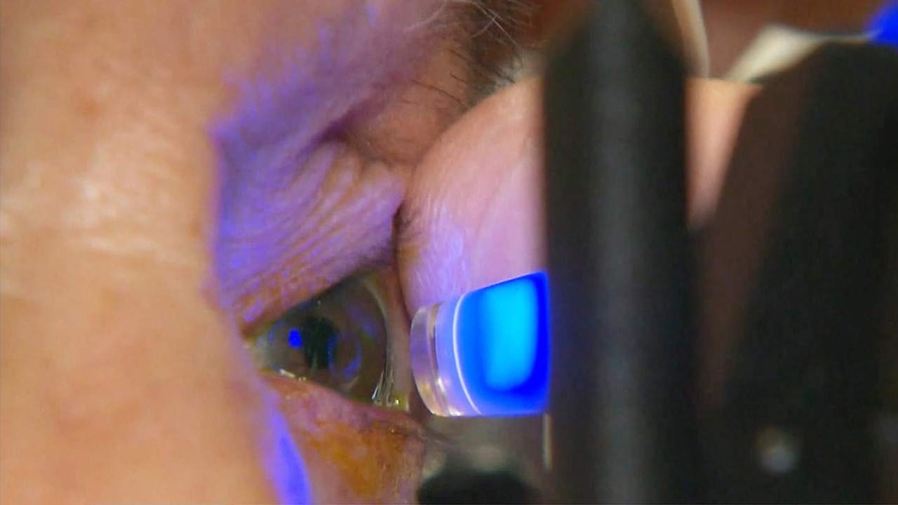 New medical tech curing blindness and preventing heart disease