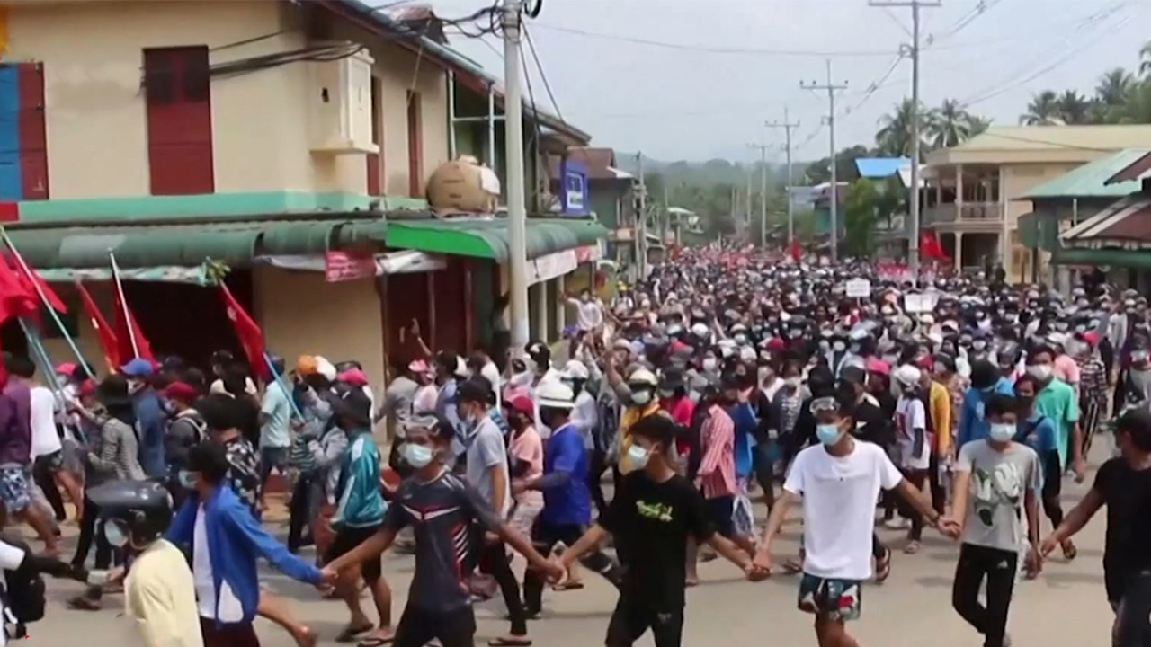 A civil war is imminent in Myanmar as the crisis worsens, where is the breakthrough to the situation?