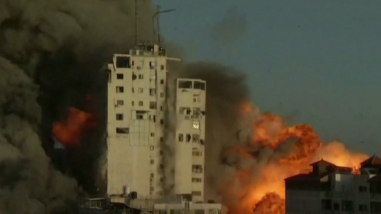 Violence in Gaza halted for now