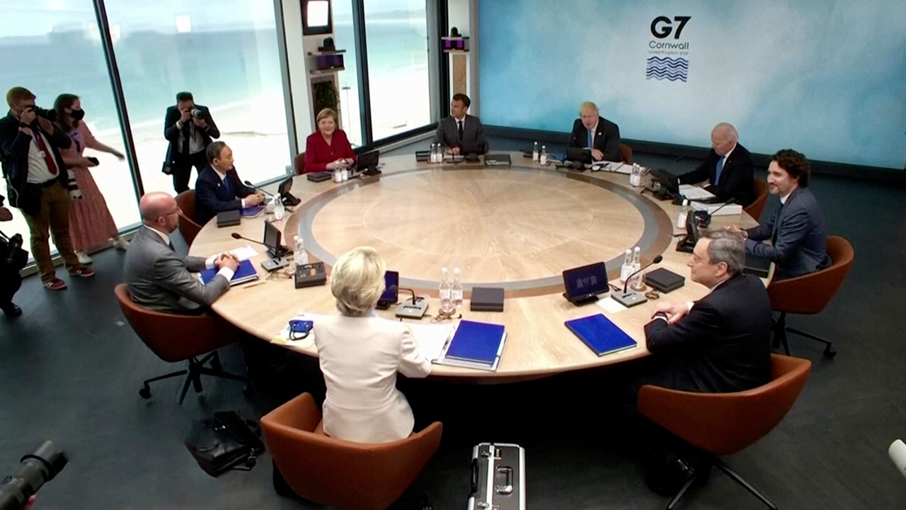 Ep.103 The geopolitical landscape of Northeast Asia after the G7 summit