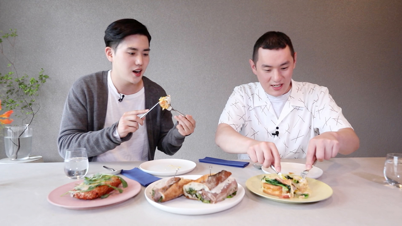 Ep.13 Delicious Desserts and Brunch in Gangnam (Season 3)