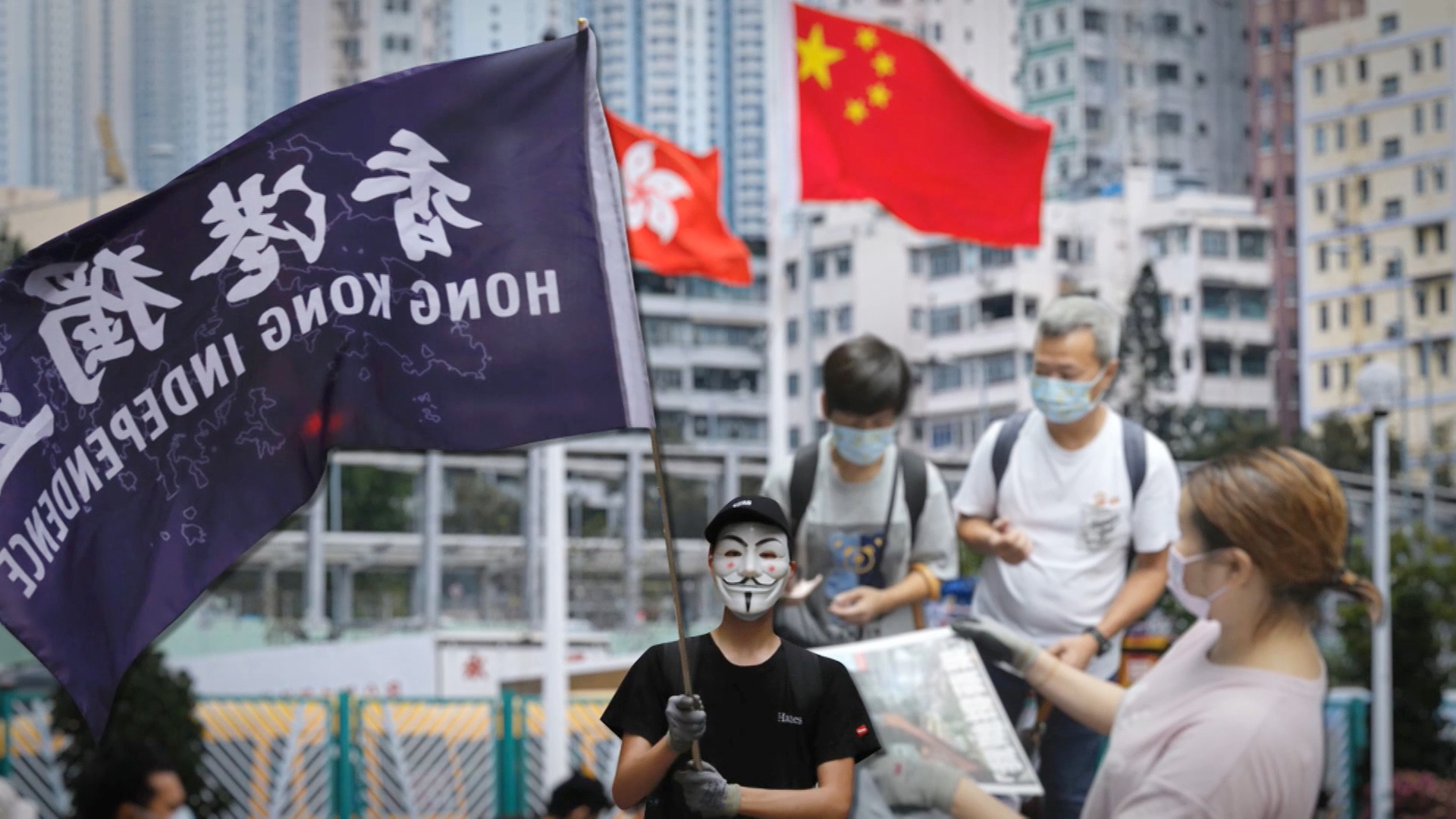 Ep.245 One year after Hong Kong's national security law