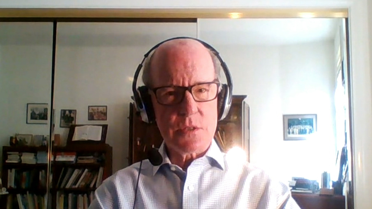 North Korea from an intelligence point of view: Conversation with former National Intelligence Council Chairman Gregory Treverton