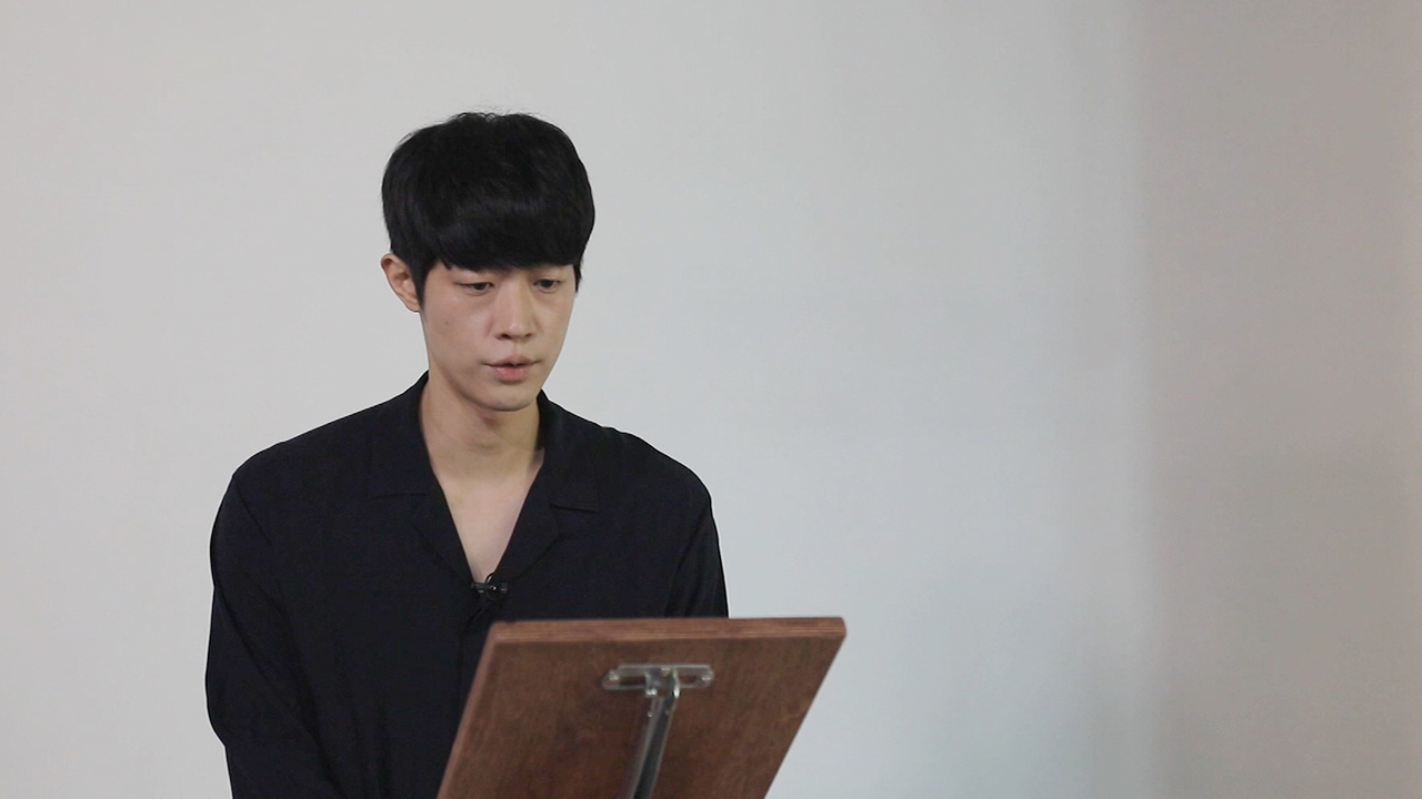 [LISTEN TO THE SCENE] DONGJU; The Portrait of A Poet