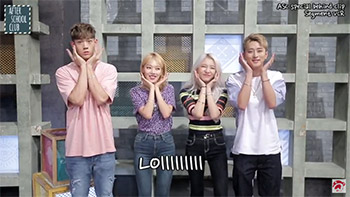 [A+ AFTER SCHOOL CLUB] KARD's Segment VCR (카드 코너 VCR)