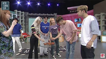 [A+ AFTER SCHOOL CLUB] KARD After the live show (카드 생방 후 모습)