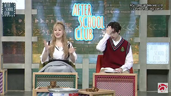 [A+ AFTER SCHOOL CLUB] 'I Loved You' by Jimin (지민이가 부르는 'I Loved You')