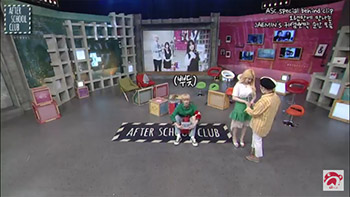 [A+ After School Club] JAEMIN's cutie patootie moments
